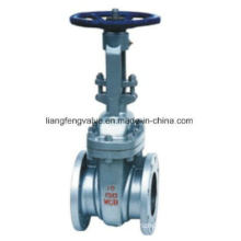 JIS Flange End Gate Valve with Stainless Steel